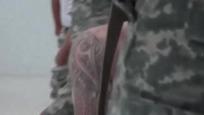 army  gay sex  naked man