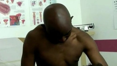 amazing   doctor appointment   naked man