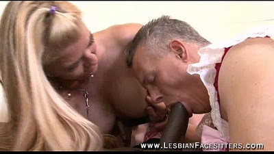 black gay   blowjob   brown hair