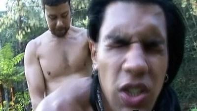 bodybuilder  butt  daddy and son
