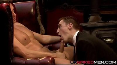 gay sex  uncut dick