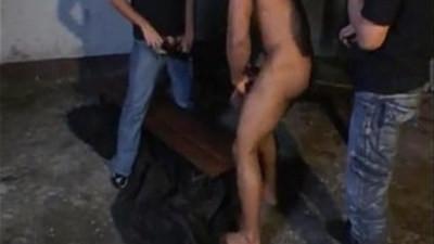 bareback  forced sex